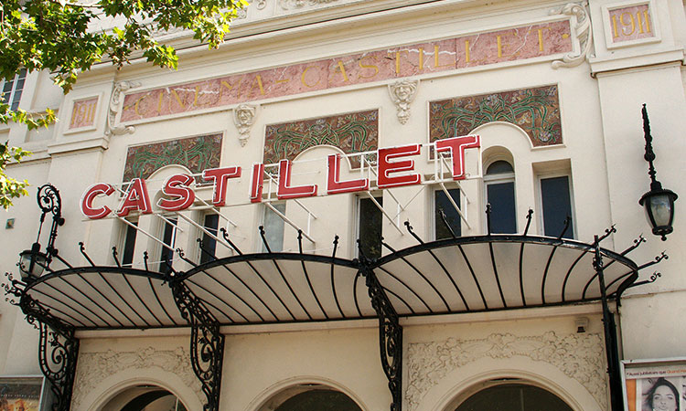 Cinéma le Castillet