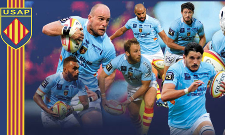 Match USAP/Racing 92